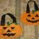 ハロウィン★かぼちゃのバッグ