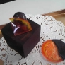 プラバンでショコラオランジェ