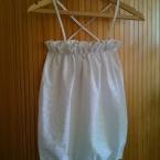 スカートのリフォーム ( 逆さまの技 )