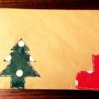 【紙を縫う】Christmas Letter*