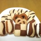 フェルトのクッキー