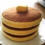 フェルトのホットケーキ