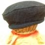 古着から、ベレー帽
