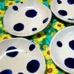 タタラの銘々皿