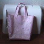 トートバッグの型紙を無料で作る!