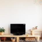 テレビボードをDIY
