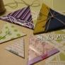色んな紙で三角パック