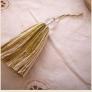刺繍糸で作るタッセル*簡単