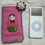 iPod nano 第1世代ケース♪
