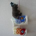 鯉のぼり(つるし飾り)