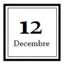 12 Decembre