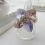春色☆素敵なスワロフスキーお花リング