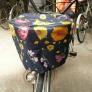 使わない傘を使って☆自転車かごカバー