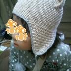 ネコ耳帽子