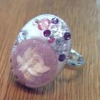 スワロとデコパテの指輪
