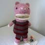 ブヒッ!編みぐるみのブタさんパペット♪