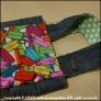 ★スカーフのリメイク★手作りバッグの作り方