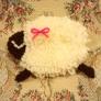 羊さんモップ