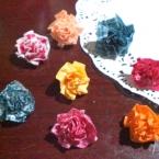 ♥mtでバラの作り方♥