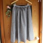 簡単にあなたサイズのウエストゴムのスカート