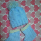 baby小物 帽子と靴