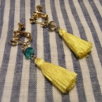 刺繍糸で作る簡単タッセル