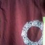 ドイリープリントTシャツ