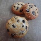100均の紙粘土でチョコチップクッキー☆動画あり
