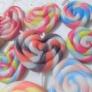 樹脂粘土のハート型ペロペロキャンディー!作り方動画