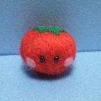 羊毛フェルト トマト