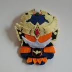 フェルト 仮面ライダー鎧武 カチドキアームズ
