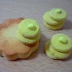 ミニミニホットケーキ♪