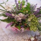 庭のお花のアレンジメント~❁