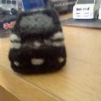 羊毛フェルトVOXY ブラック