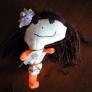 オリジナル人形(簡単着せ替え人形)