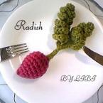 ラディッシュのエコタワシ