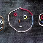 コラボ刺繍