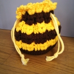 Bee~な巾着
