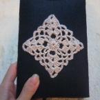 モチーフの手帳