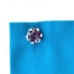 【基本の縫い方】スナップの付け方