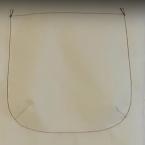 ポケットの縫い方 ダーツのある変形のパッチポケット