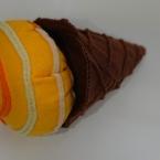 なりきり 選んで のせる アイスクリーム