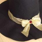 魔女っ子帽子