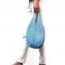 エミーグランデで編むポケット付きエコバッグ