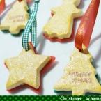 クッキーのクリスマスオーナメント