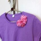 かんたんかわいい!子供のTシャツリメイク