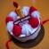 ケーキのミニハット☆