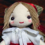 小さい着せ替え人形2