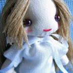 小さい着せ替え人形1