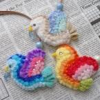 ラグラグで作る希望を運ぶ小鳥達